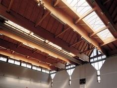 Architecture Glulam Construction