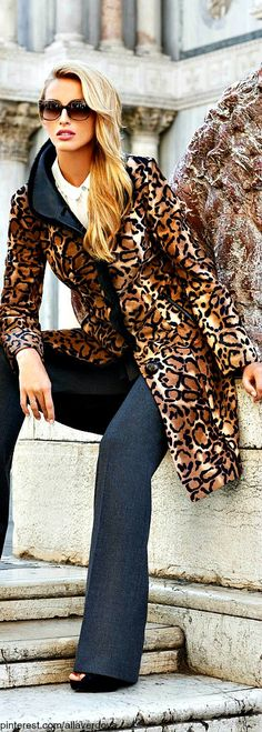 Winter style 'Live The Good Life - All about Luxury Lifestyle