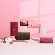 Louis Vuitton - Women Small leather goods. Spend a day in the sun with the new Summer Collection