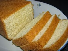 Min Lilla Kokvrå: Saftig sockerkaka med smak av vanilj Fika, Trifle, Vanilj, Cornbread, Banana Bread, Tart, Cheesecake, Cooking, Ethnic Recipes