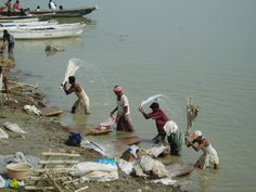 Ganges, Varanassi, India