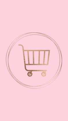 Fun fact: The first shopping cart was a folding chair with a basket on the seat . Pink Instagram, Instagram Blog, Instagram Fashion, Vans Era, Cart Icon, Online Shopping Quotes, Shopping Meme, Highlights, Network Icon