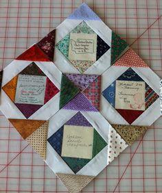 My Millenium Quilt Pattern