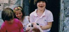 Kids + Pets = Joyful Spirituality on CatholiMom by melanie jean juneau