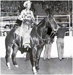 Marion's Girl, probably THE greatest cutting horse of all time.