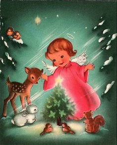 vintage christmas images | Wishing Everyone a Very Merry Christmas!!