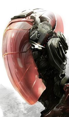 JOJO POST DIGI: HELMET, Cyberpunk, Android, Robot, Futuristic, Sci-Fi, Military, Star gate,  Cyborg, Cabuto, Clothing, Fashion, Future, Armor, Mask. Communication.: