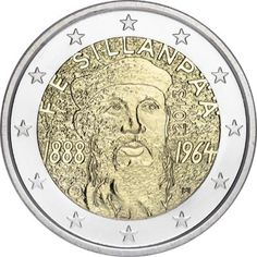 Detailed images and information about coin series Commemorative 2 euro coins. Visit the best collector and commemorative coin website: The Collector Coin Database. Billet En Euros, Euro Coins, Silver Certificate, Euro 2012, Commemorative Coins, Saving For Retirement, World Coins, Coin Collecting, Hobo Nickel