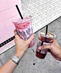 pink alfred coffee drinks
