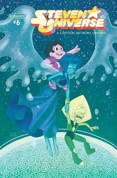 Steven Universe Ongoing (2017) Issue #6