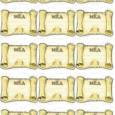 Шаблоны этикеток для банок и заготовок