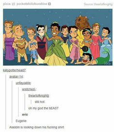 Disney prince-ess?