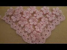 Bubble stitch: and reversible crochet - Tejiendo Peru Crochet Motifs, Crochet Stitches Patterns, Crochet Shawl, Crochet Designs, Stitch Patterns, Knitting Patterns, Knit Crochet, Crochet Cardigan, Crochet Gifts