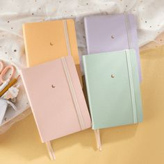 Tsuki 'Pastel Edition' Bullet Journal ☾