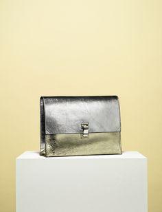 「プロエンザスクーラー」Lunch Bag Silver/Gold