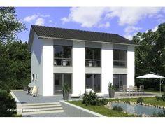 Massivhaus modern satteldach  Citylife 148 - #Einfamilienhaus von Bau Braune Inh. Sven Lehner ...