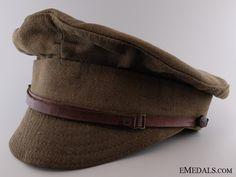 A First War Canadian Trench Cap 1918 by Schneiders & Sons British Khaki, World War, Trench, Sons, Cap, Baseball Hat, My Son, Boys, Children