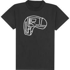 T-shirt Claude Lévêque noir