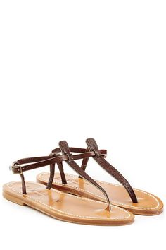 Leather Sandals | K.Jacques