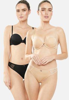 Double push up bras. Lingerie Sleepwear, Nightwear, Hip Bones, Sissy Boy, Body Measurements, Lace Detail, Push Up, Bikinis, Bikini