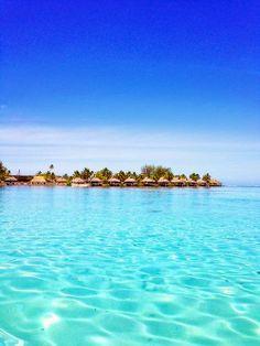 Moorea, Tahiti.