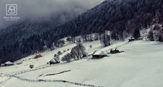 In the frozen valley - #Romania #Brasov #winter #snow #photography #Europe