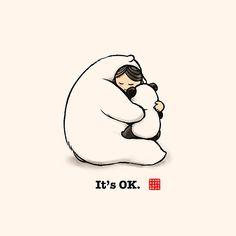 It's OK by Panda And Polar Bear