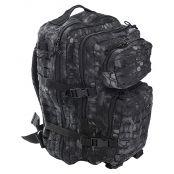 Rucksack US Assault Pack LG Laser Cut mandra night #ArmyShop #NATO #Adventure #Security #Military #Camping