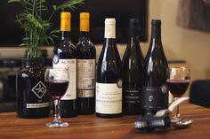Box vin pour hommes
