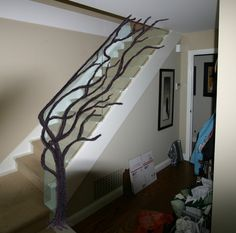 glass stair railings - Google Search