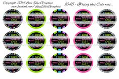 Bottlecap If being this cute was easy by LuziEllisGraphics Printed Ribbon, Collage Sheet, Custom Design, My Etsy Shop, Clip Art, Fb Covers, Bottle Caps, Digital, Timeline