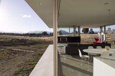 Wanaka House by Crosson Clarke Carnachan Architects | HomeDSGN