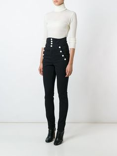 2c5dfcf07312 Isabel Marant  Marvin  high waisted jeans Isabel Marant