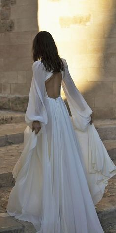 Facebook verlassen Wedding Dress Sleeves, Long Sleeve Wedding, Dream Wedding Dresses, Lace Dress, Sleeve Dresses, Fashion Wedding Dress, Weding Dresses, Pretty Dresses, Beautiful Dresses