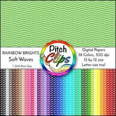 Are you looking for the perfect, brightly colored digital papers to use as digital backgrounds to create your amazing resources?  Look no further!  This store has the cutest, brightest digital papers! I love all the designs!   She has so many colors in this series! I can't wait to mix and match!  #tpt #pitchclips #teacherspayteachers #clipart #tptclipart #digitalpapers #pitchclips