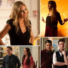 Glee Season 4 Premiere Pictures