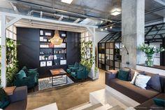 Dit krijg je wanneer interieurontwerpers hun eigen kantoor ontwerpen |