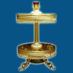 Orthodox Aluminum Round Candle Holder for 13 Church Lambadas Orthodox Wedding, Church Candles, Wedding Unity Candles, Byzantine Art, Greek Wedding, Religious Icons, Art Store, Wedding Ceremony, Candle Holders