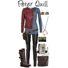 Peter Quill... Getting this for the next guardians of the galaxy ^.^