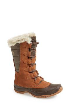 The North Face  Nuptse Purna  Waterproof PrimaLoft® Eco Insulated Winter  Boot (Women)  25dbae50b