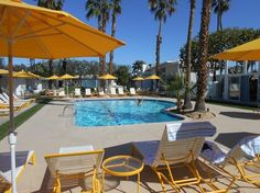 One of Palm Springs newest boutique hotels the Monkey Tree mixes the old with the new for a delightful getaway