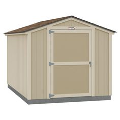 Duramax 10x10 Woodbridge Plus Shed W Foundation Kit