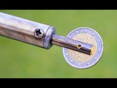 Make a Amazing Useful DIY Tool III Make Hole Saw Cutter - YouTube