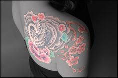 20 White Ink Tattoos for Lovers of White Tattoos | MyMagicMix
