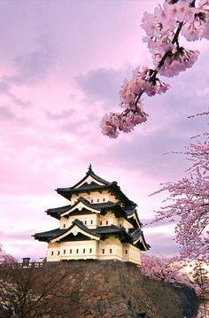 Hirosaki Castle,Japan