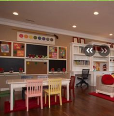 Ultimate Homeschool Room - Study Center