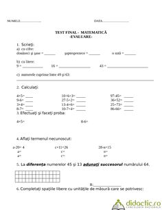 Math Equations, Calculus, Geography