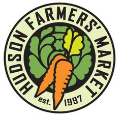 Another logo in a circle. This seems to be a common theme for farmers& marke. Food Graphic Design, Logo Design, Business Branding, Logo Branding, Business Design, Logo Inspiration, Farmers Market Logo, Mailer Design, Agriculture Logo
