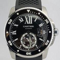 Cartier Calibre de Cartier Diver 42mm REF:W7100056 Cartier Calibre, Accessories, Jewelry Accessories