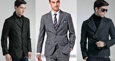 Formal Business Suits For Men 2014-2015 | Top Designer Men's Wear